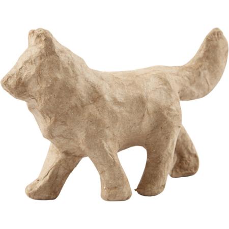 Hond papier mâché