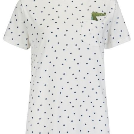 Maggie Polka Crocodile T-Shirt