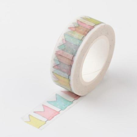 washi tape vlaggenlijn