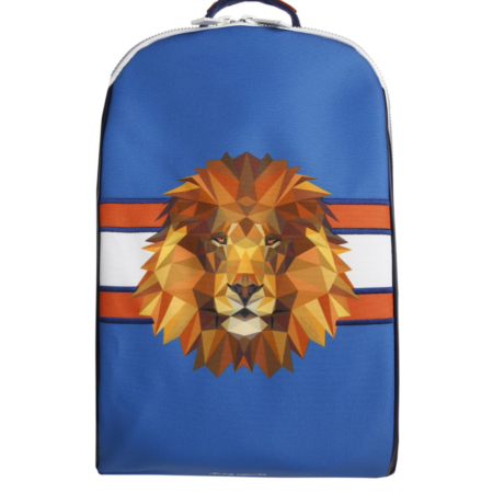 Backpack James lion head3