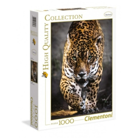 Clementoni Puzzel High Quality 1000 stukjes Jaguar