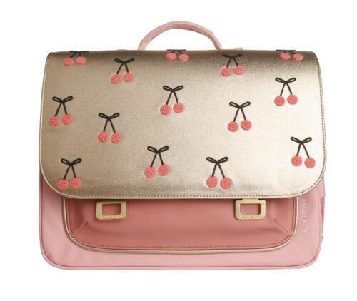 It bag midi Cherry Pompon