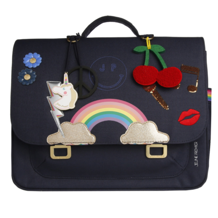It bag midi lady gadget blue