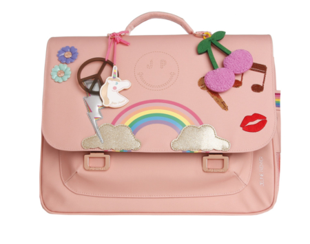 It bag midi Lady Gadget pink