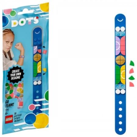 LEGO Dots Go Team! Armband