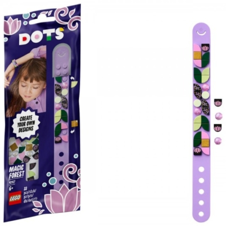 LEGO Dots Magisch Woud armband