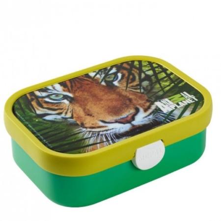 Mepal Campus lunchbox campus - Animal Planet Tijger