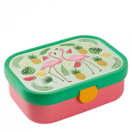 Mepal Campus lunchbox campus - Tropical Flamingo