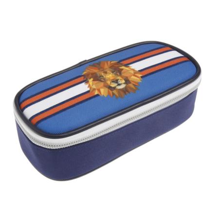 Pencil box lion head1
