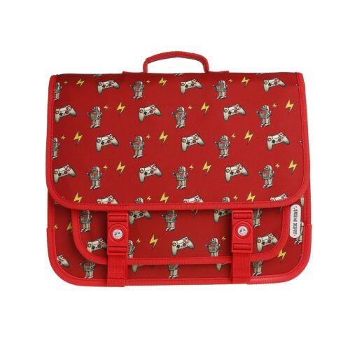 Jack Piers Schoolbag Large Retrobot