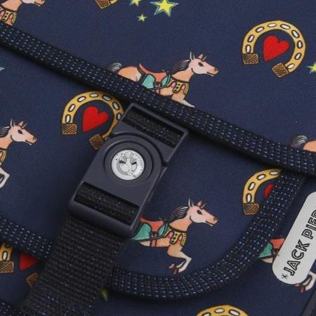 Jack Piers Schoolbag Paris Large Lucky Luck4