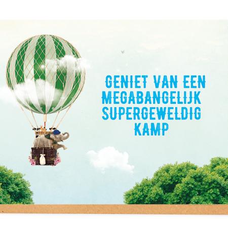 [K2268] GENIET VAN EEN MEGABANGELIJK SUPERGEWELDIG KAMP