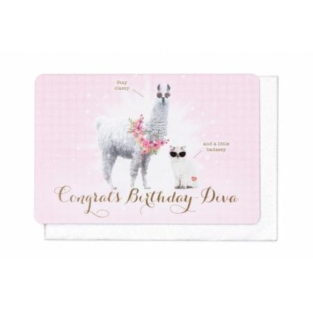 [V1805] CONGRATS BIRTHDAY DIVA