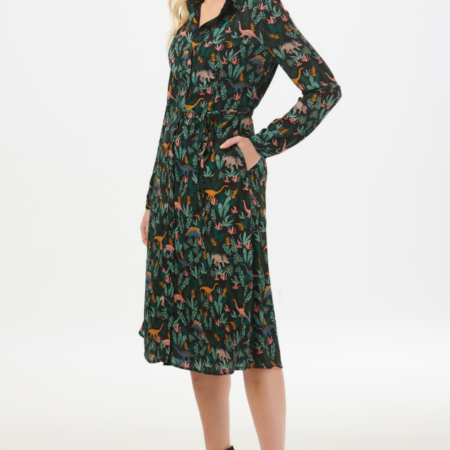 D0510_ELSPETH LOST DINOSAURS SHIRT DRESS_2