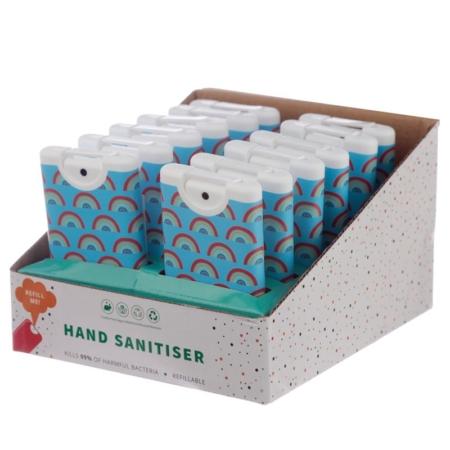 Desinfecterende Handgel Spray - Ergens Regenboog