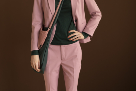 Tinne+Mia - style - Cross body bag - Canyon rose - 02