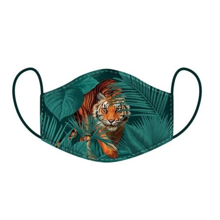 mondmasker tijger 1