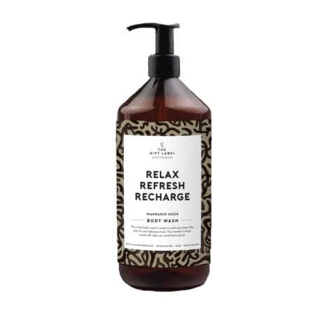 BODY WASH - RELAX REFRESH RECHARGE