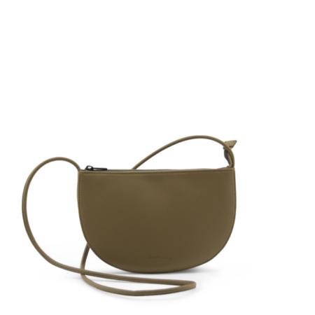 1601493 - Monk & Anna - product - Farou half moon bag - olive - 3
