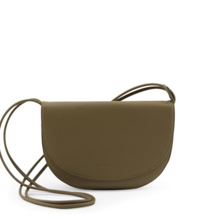 1601496 - Monk & Anna - product - Soma half moon bag - Olive - 3