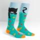 Hoge sokken gone fishing