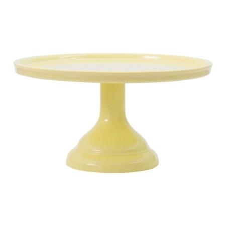taartplateau geel 2