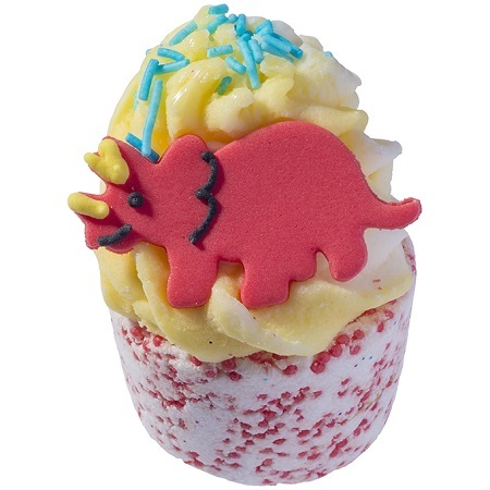 Dinosoak bad cupcake