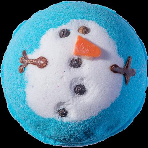 Frosty badbom