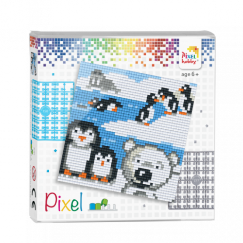 pixel hobby pooldieren