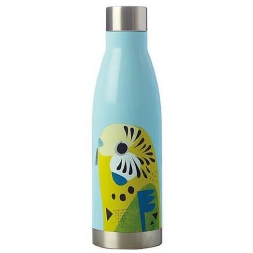 Inox Bottle 500ml grasparkiet