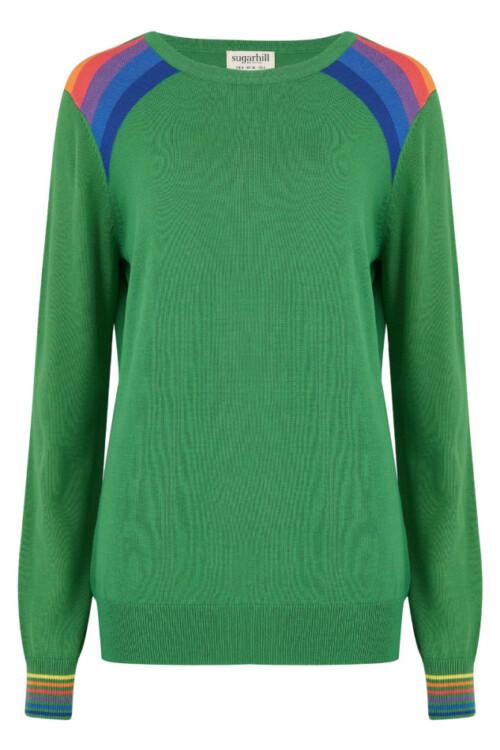 Rita Jumper groen 5