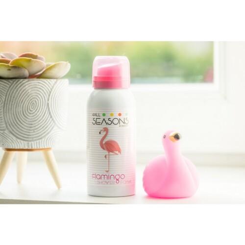 Shower Foam Flamingo 100ml3