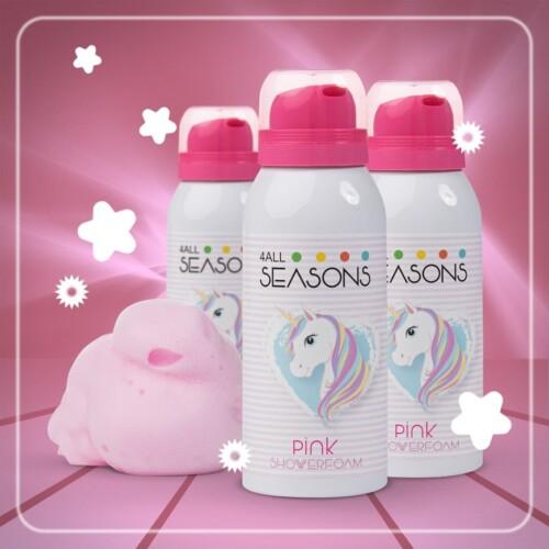 Shower Foam Pink Unicorn 100ml2