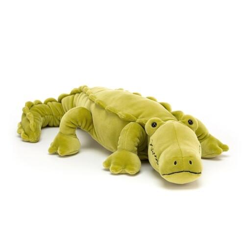 zig zag crocodile 1