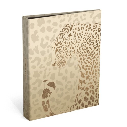 kaft met luipaard - jungle fever