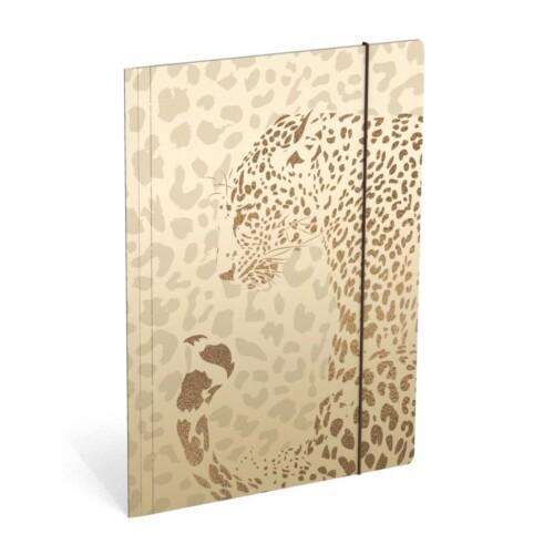 Elastomap luipaard - jungle fever