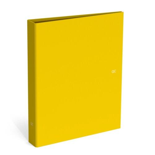 Kaft A4 - QC Colour maize yellow