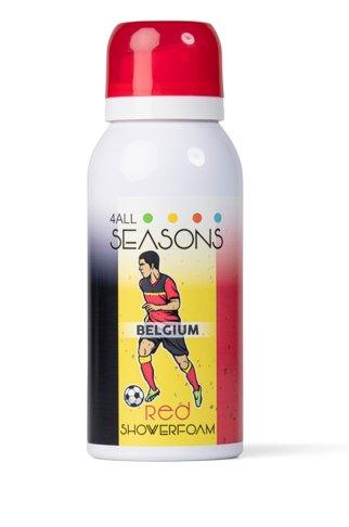 Shower Foam voetbal