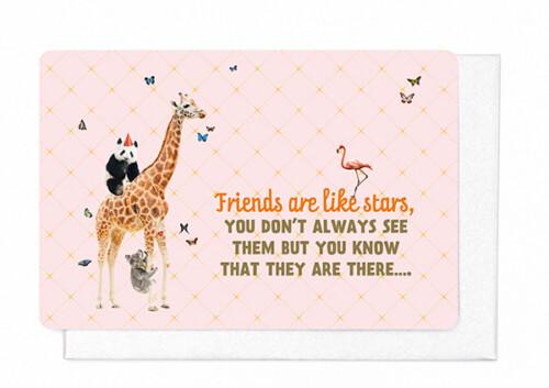 [V1885] FRIENDS ARE LIKE STARS