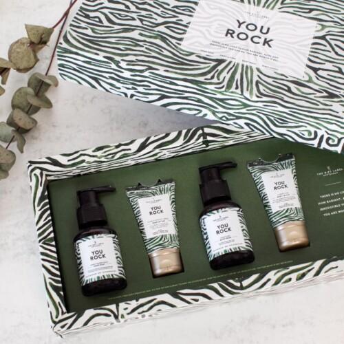 gift box - you rock