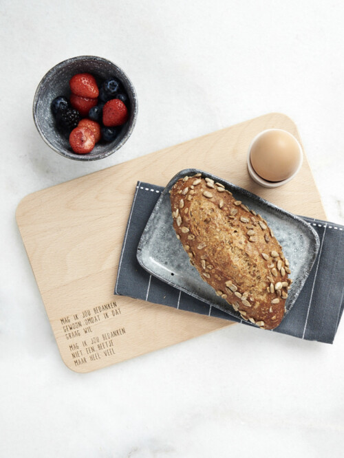 Serveer, Borrel- en Ontbijtplankjes
