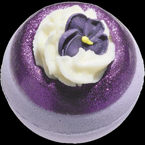 Badbom - V van violet