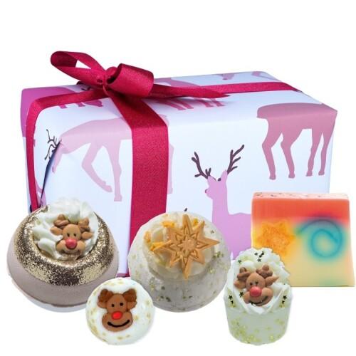Gift pack - Rudolf the red nose deer