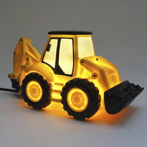 Nachtlampje graafmachine (7)